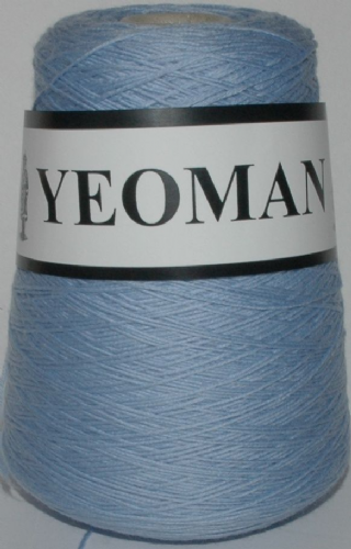 Yeoman Sport  Pure Virgin Merino Wool - Sky